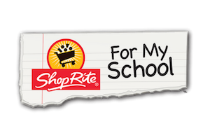 ShopRite For My School is a program developed with the goal of contributing up to $1 million of much needed funds to local schools. These funds will be delivered via BoxTops™ offers throughout the school year