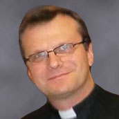 Rev. A. Rafal Kopystynski, CM - Pastor
