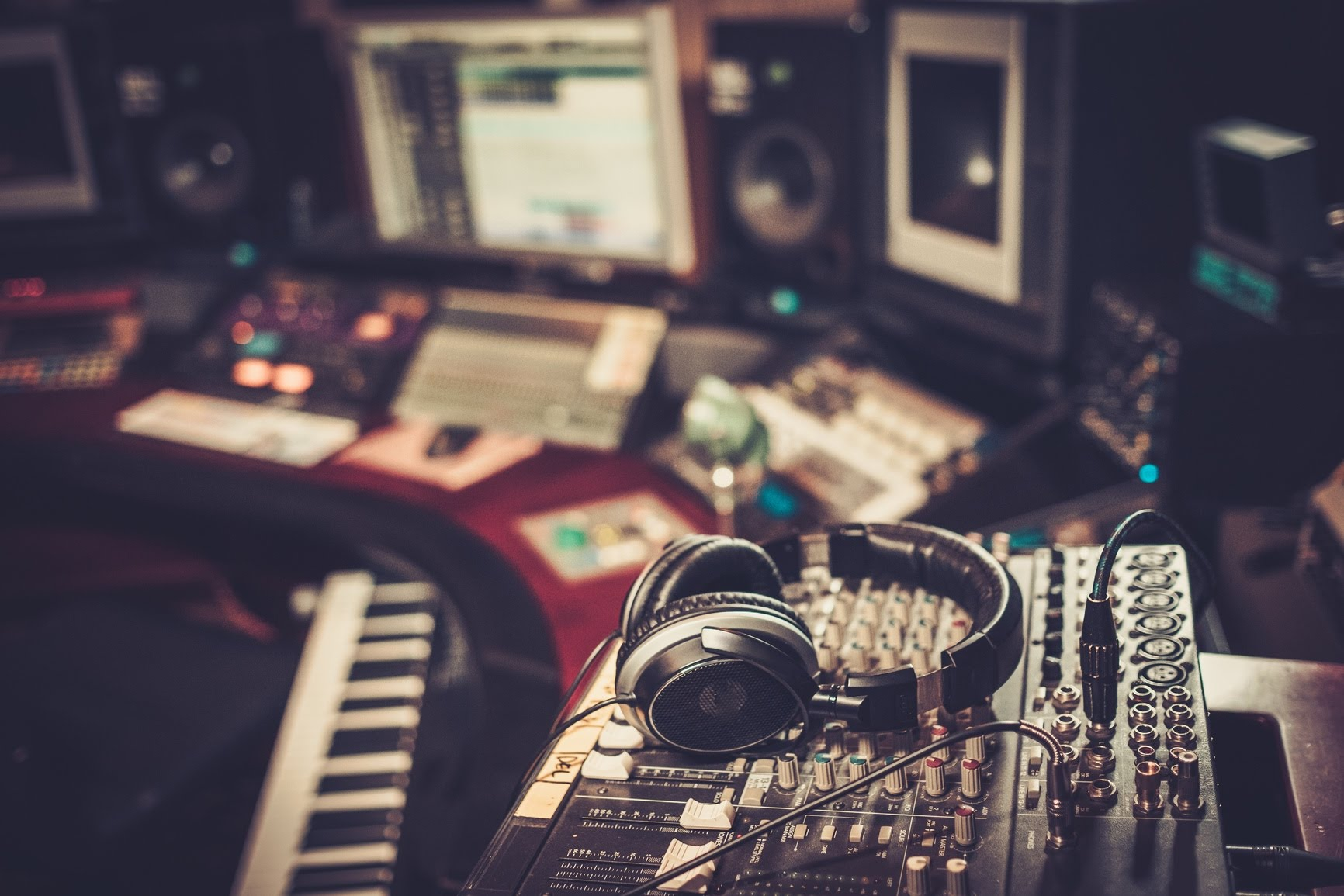 Recording - Recording and production services including songwriting, tracking, mixing, and mastering.