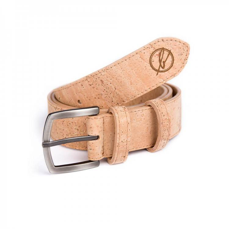 BLEED SUSTAINABLE CORK BELT €39.90 - I was a lucky bunny on my birthday, as my partner gifted me this awesome cork belt. Not only is it a brilliant vegan alternative to tan leather, but the belt is also made of super sustainable and tough cork, while the lining is 100% recycled paper.The clothing brand also has a range of sustainable faux leather belts in brown and black, super cool cork wallets and my next purchase, a cork laptop cover.