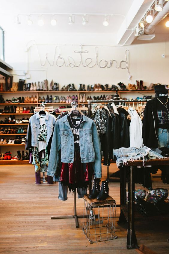 Second hand doesn't mean second rate. Searching for that perfect vintage levi's jacket, or upcycling that cute jewellery stand are all ways you can reduce waste this Christmas.