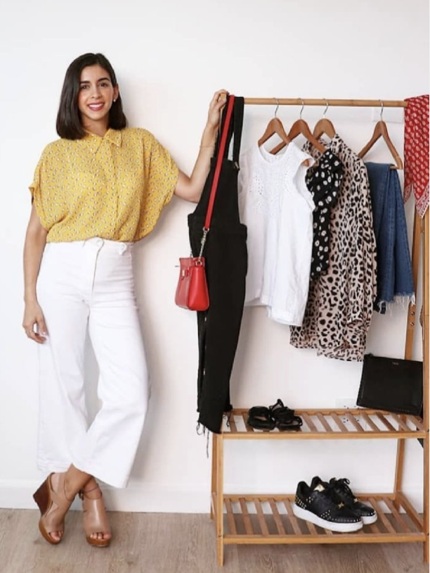 Paty Pats of Latina minimalista knows how to wear colour! This wicked blogger is awesome at demonstrating how to make your wardrobe more versatile.
