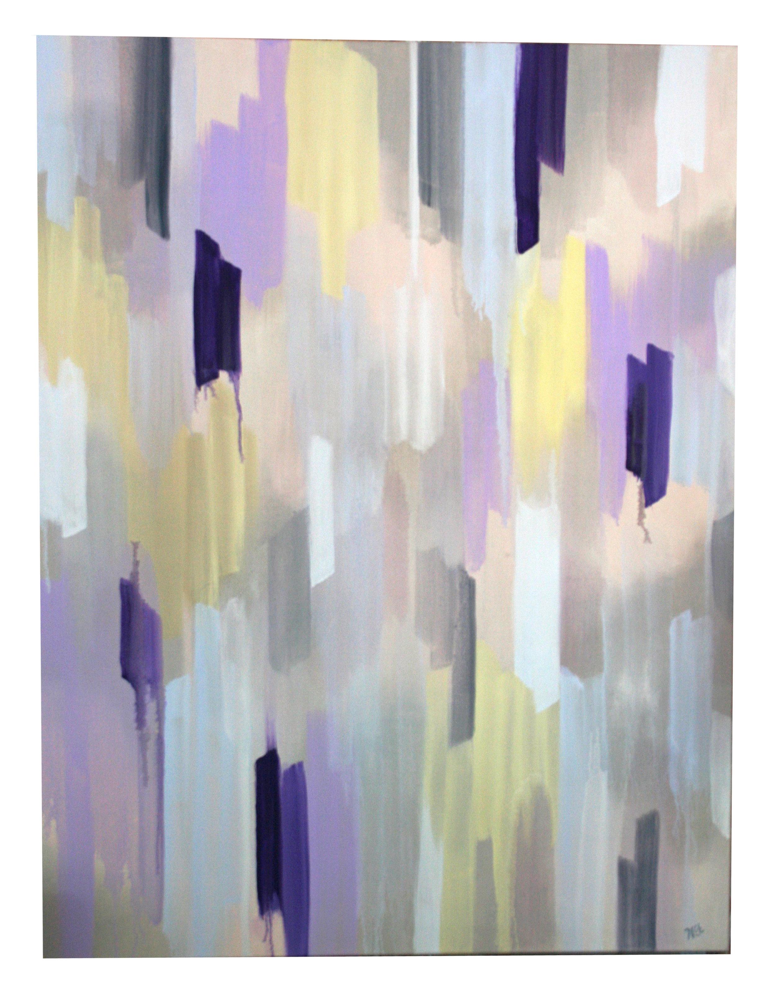 """Field of Lavender"""