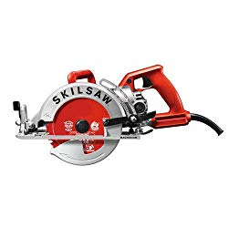 Worm drive circular saw. This saw will outlive you if you take care of it.