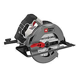 Sidewinder saws are less powerful than worm drives but much lighter and cheaper.