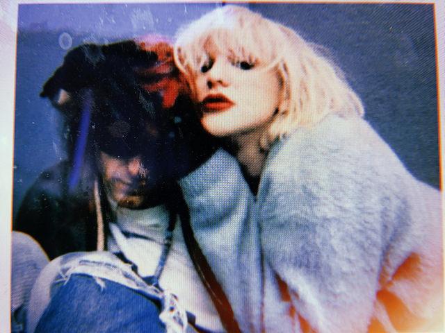 Undefined G Center (& Spleen Center) Kurt Cobain, Defined G Center (& Spleen) Courtney Love.