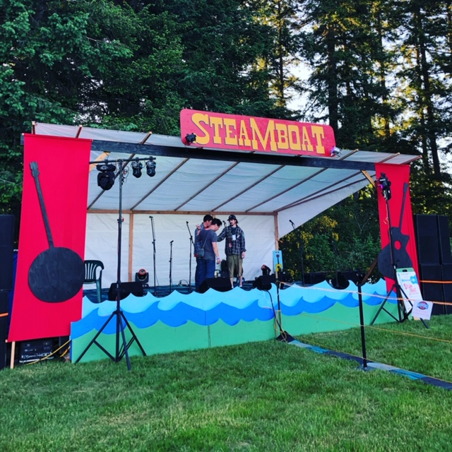 Main Stage pre-festival! - Steamboat Stringband Jamboree in Olympia, WA