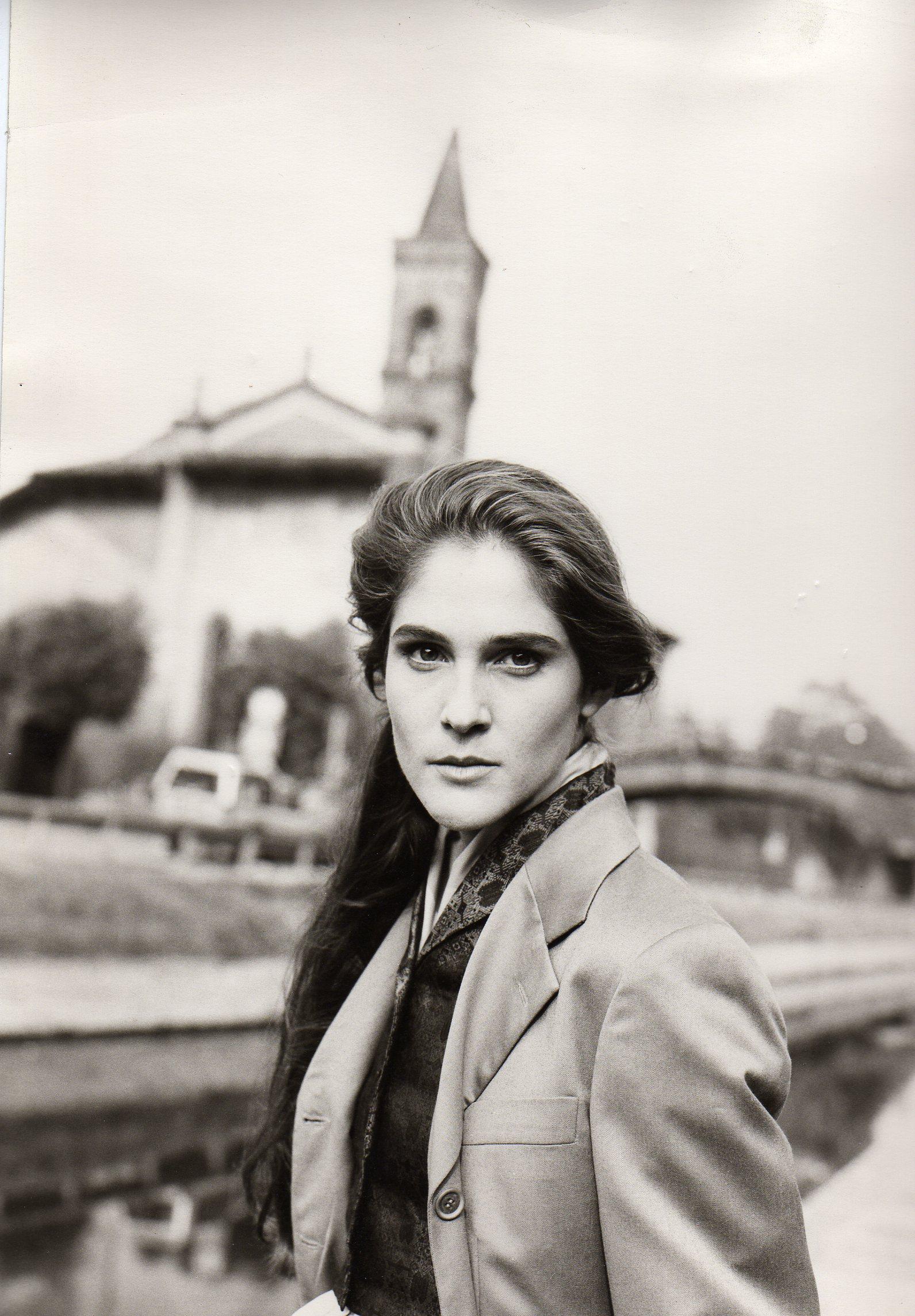 Eugenia Melian. Milan 1988