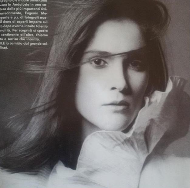 Eugenia Melian. 1986
