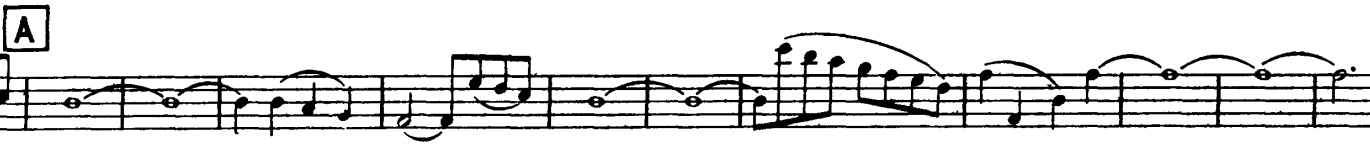 A second bassoon excerpt from Beethoven's 9th Symphony. The held out notes tend to trip people up in auditions. Shared with the permission of the  International Music Score Library Project
