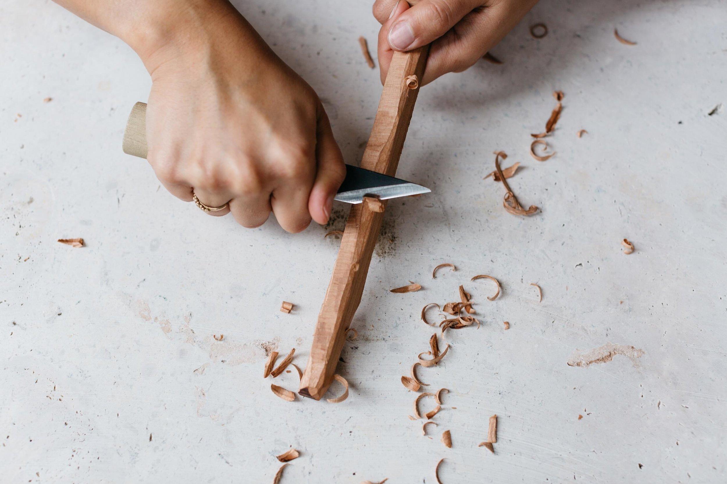 Carve: The Book - Genevieve Bandrowski