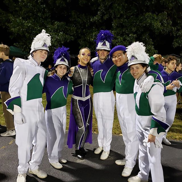 Hope everyone is having a good week! Get excited for the hoco game on Friday! #yayband