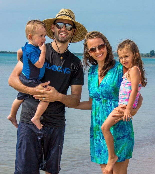 HELLO THERE!We're the Kasumovic family. Pete, Katie, Mila & Matthew.We are a Canadian family of 4 that are following our dream of travelling the world together! -
