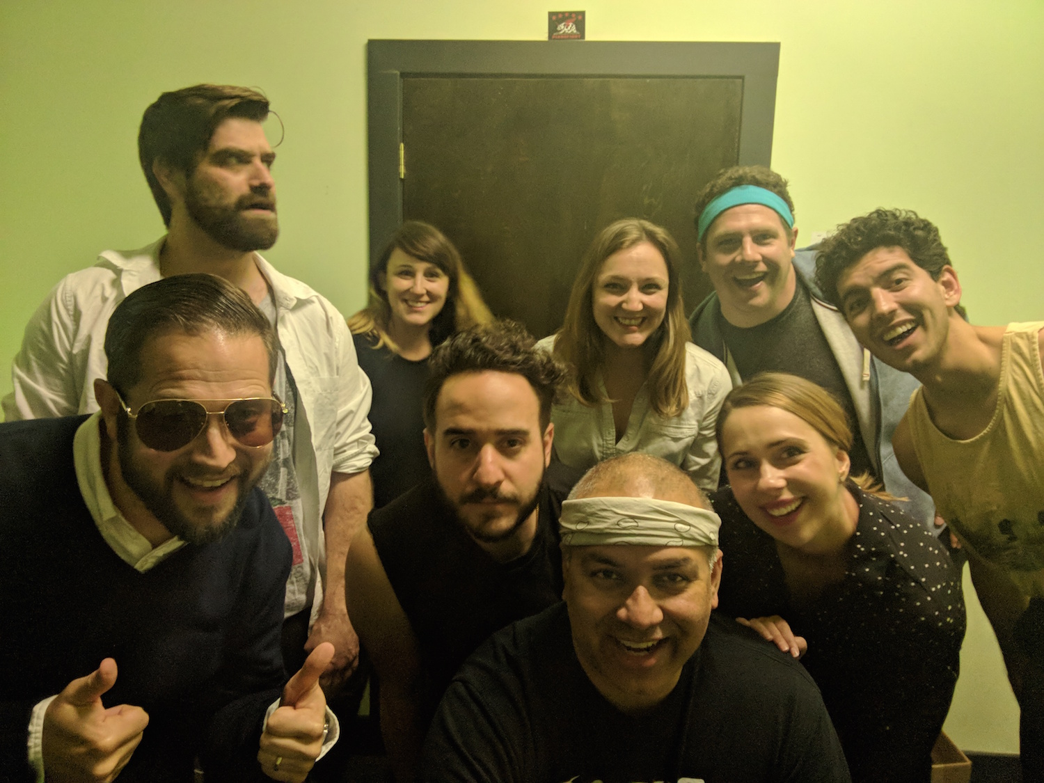 The Westside Sketch Co. at PianoFight for SF Sketchfest
