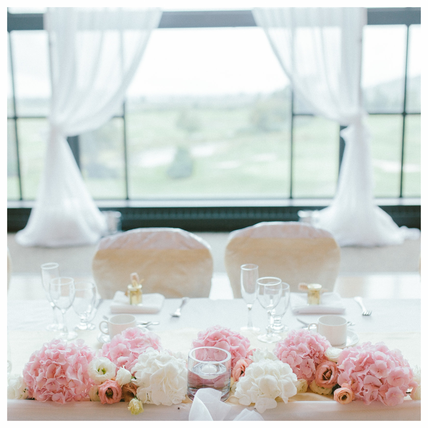 Wedding day management package -