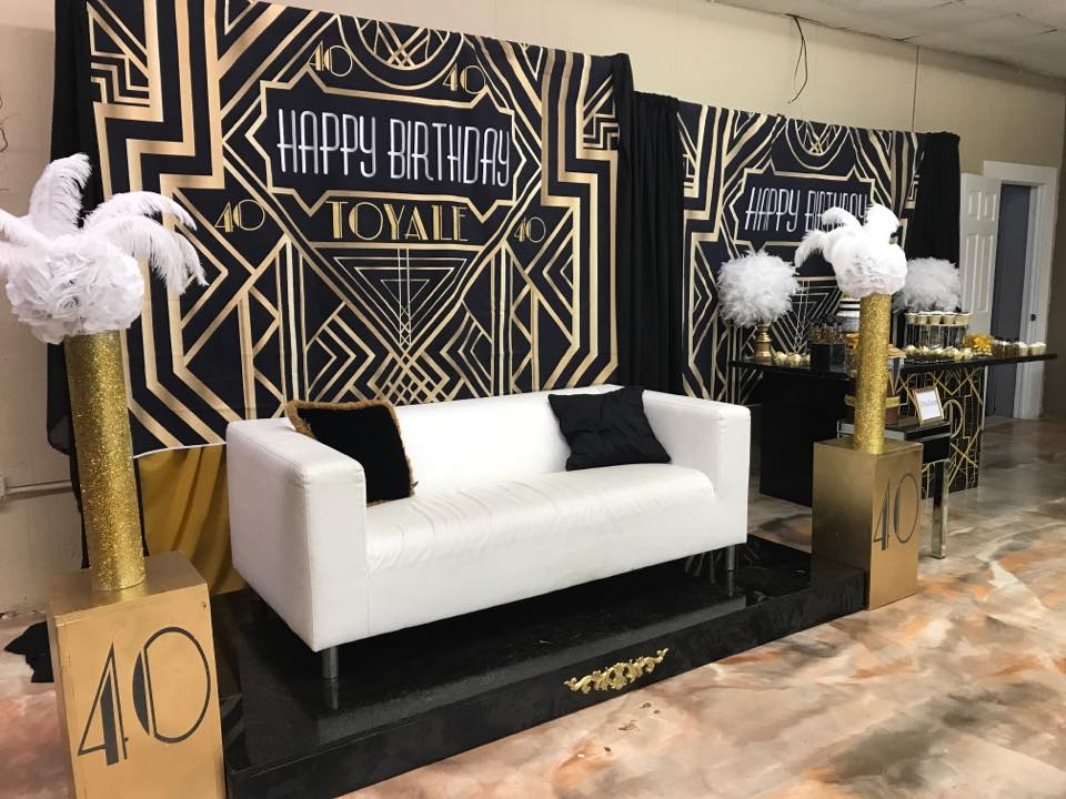 Party Rentals - Everything you need to make your event a blast