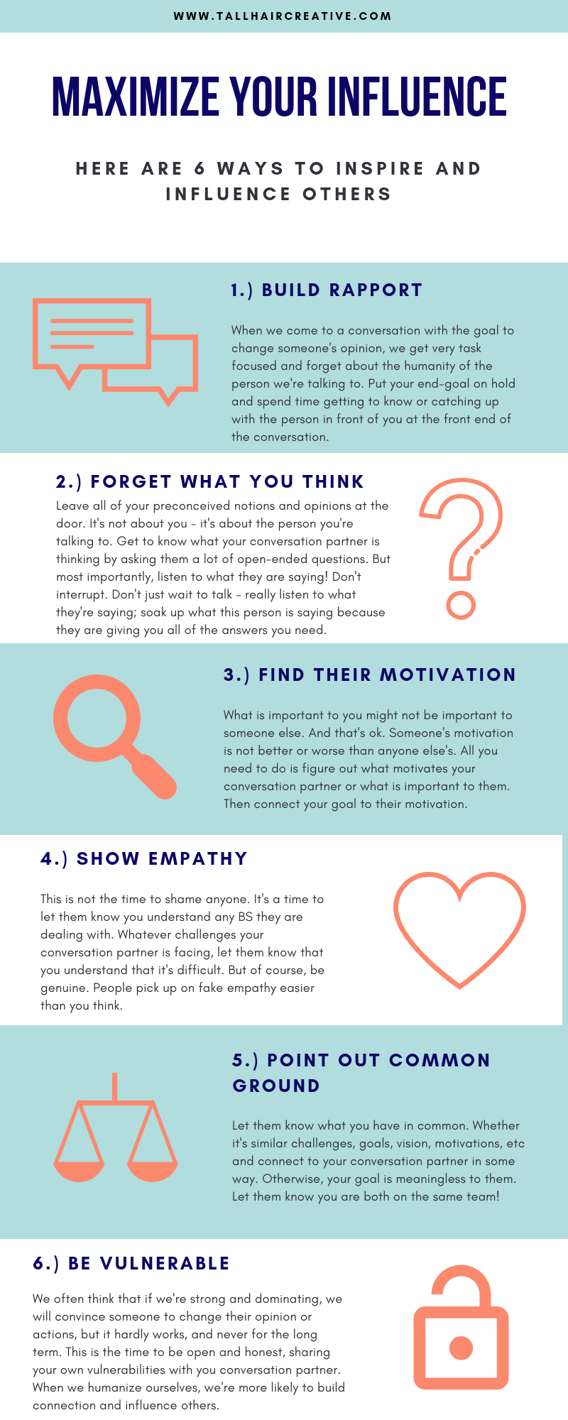 how to increase your influence in the workplace