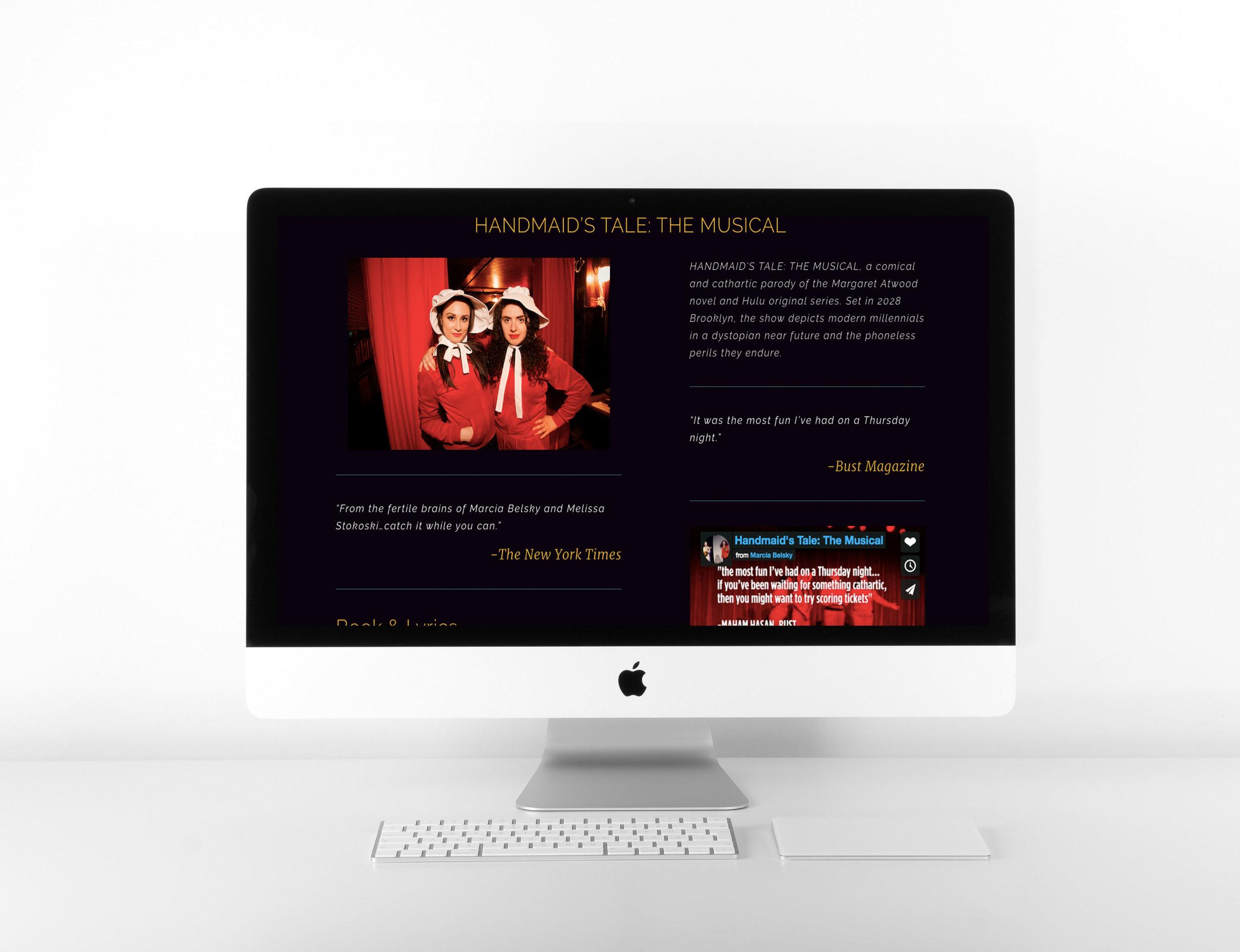 Melissa Stokoski Website