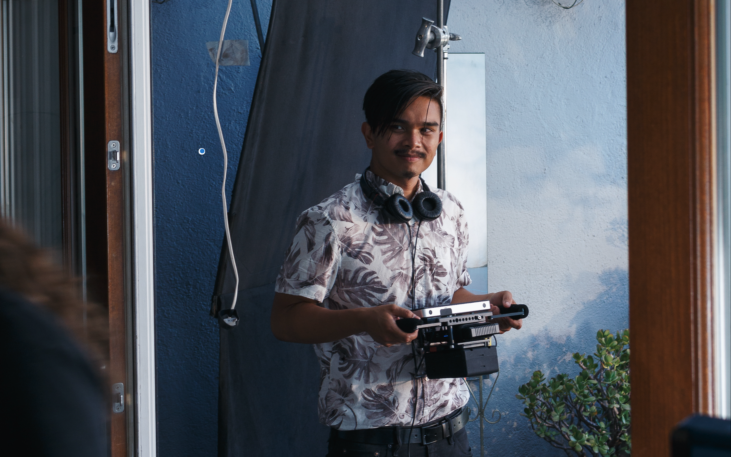Writer/Director Ralph Torrefranca