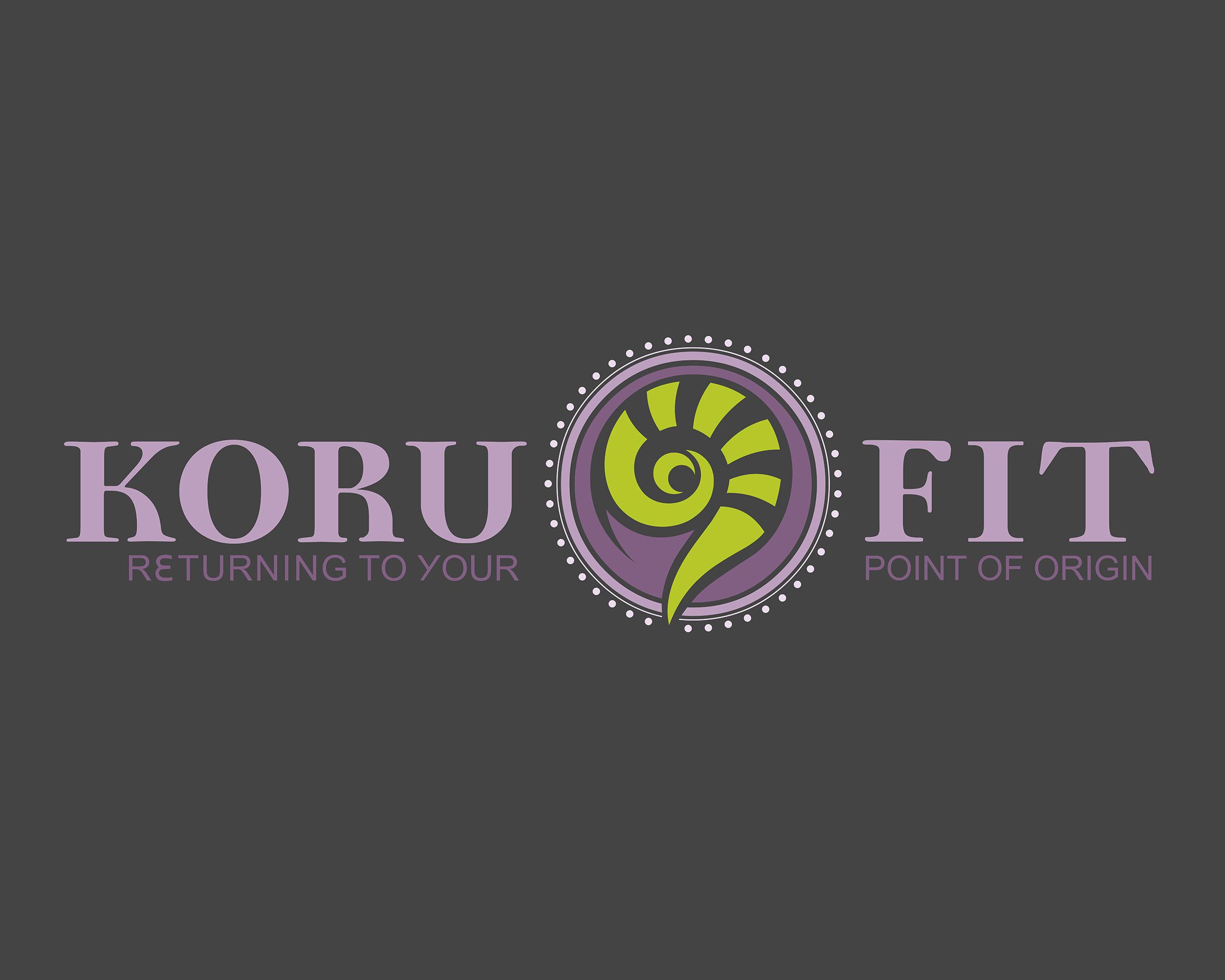 Exercise and Wellness Program - Logo Design, Portsmouth NH