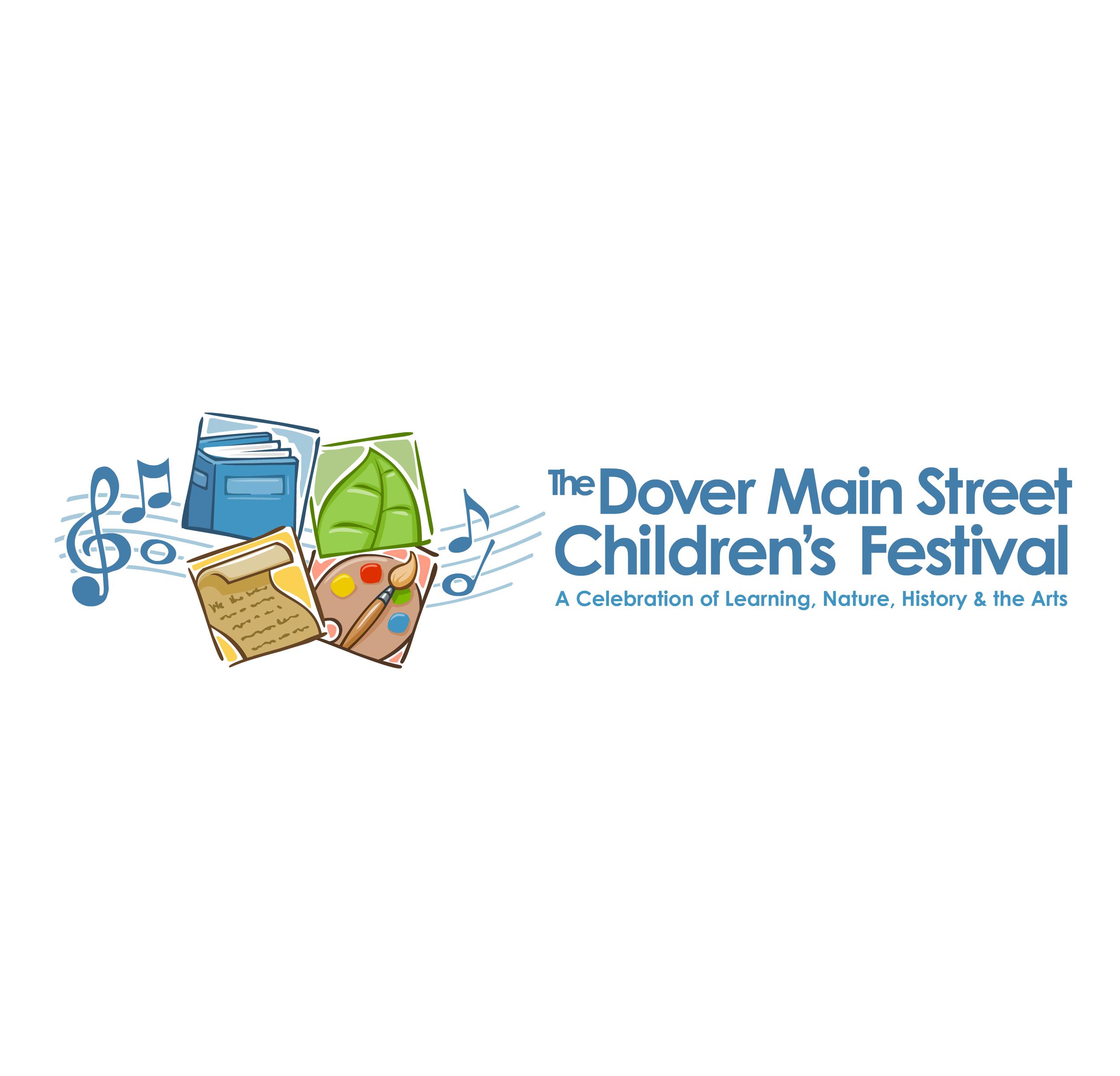 Dover Main Street - Logo Design, Dover, NH