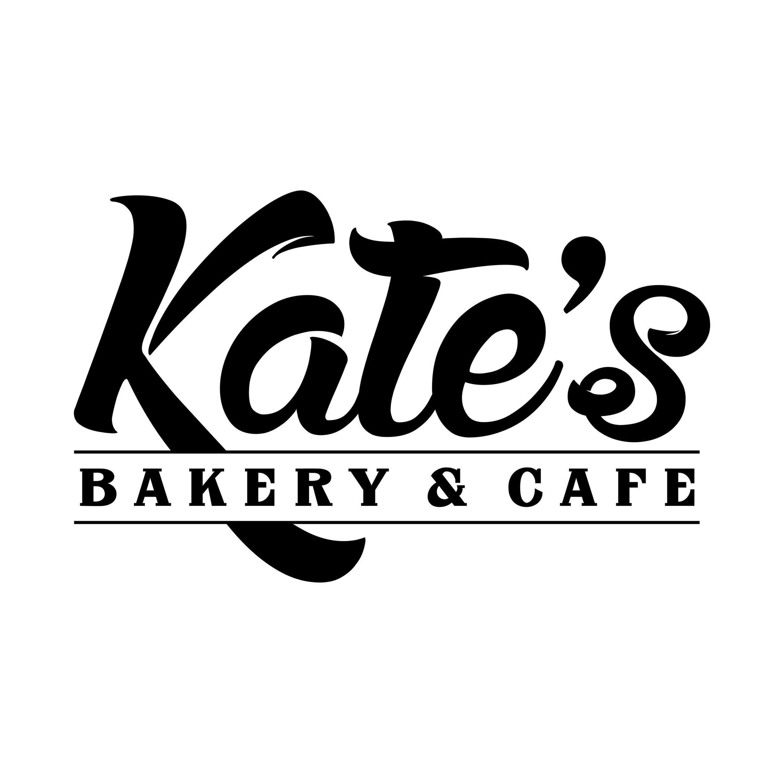 Kate's Bakery & Cafe Logo, Kittery, ME
