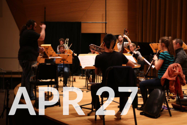 UC SANTA CRUZ - Composition residency – seven premieres