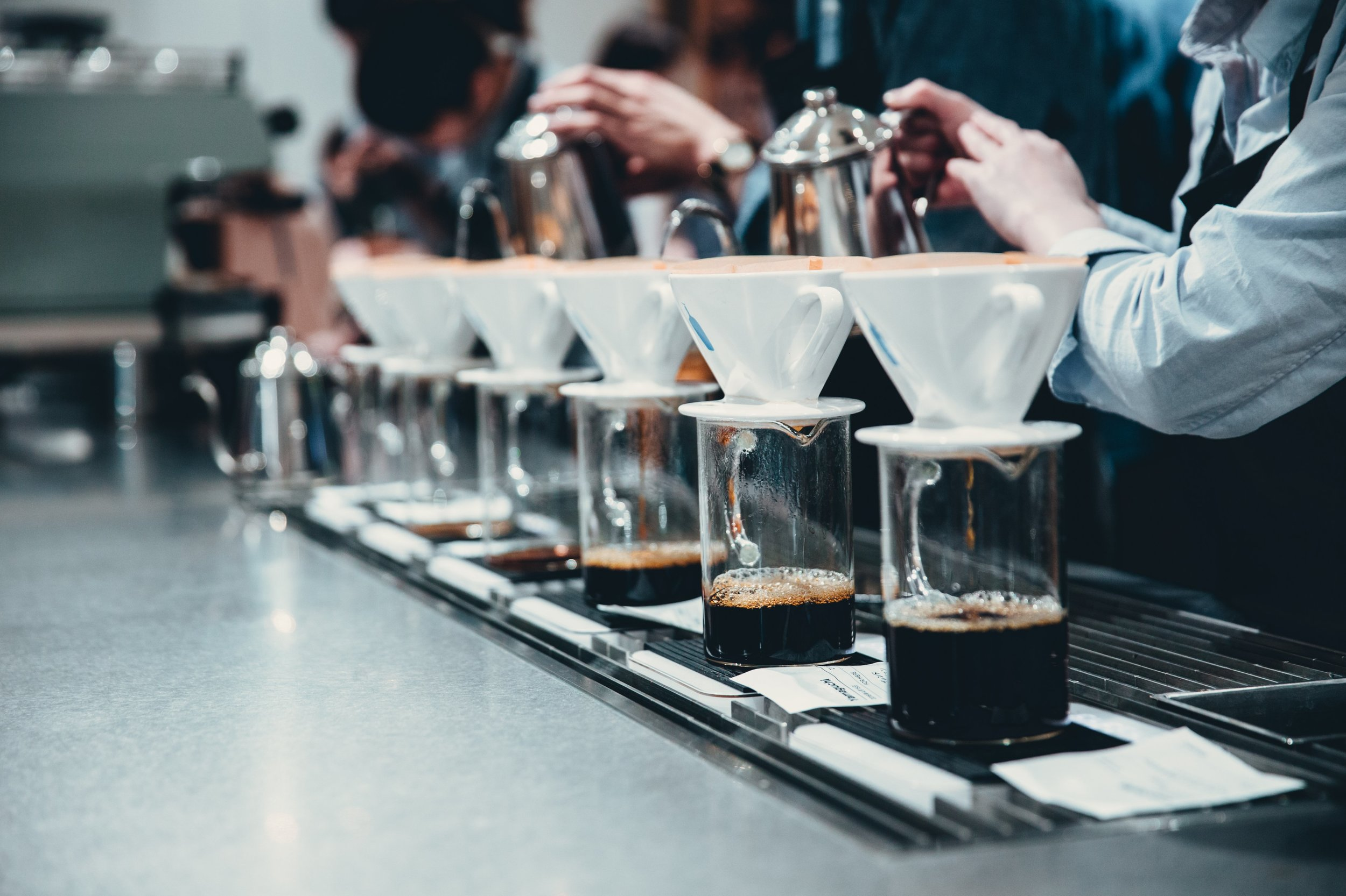 Learn - Visit our knowledge center for more tips on brewing great coffee