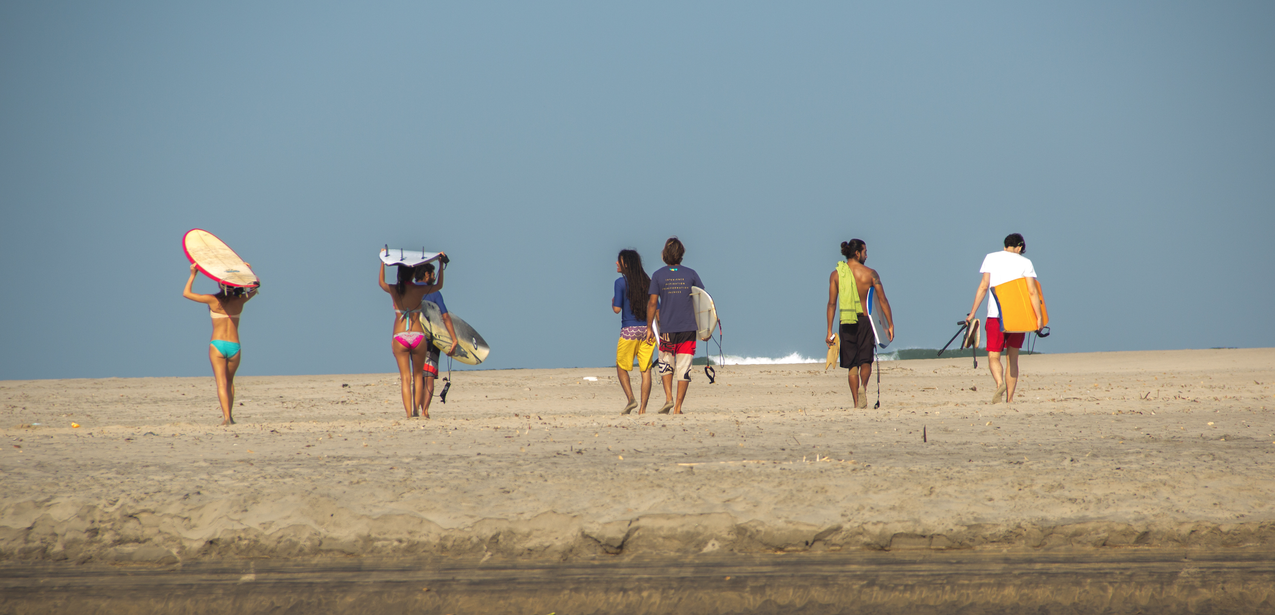 A Tribe Surf Session in Goa