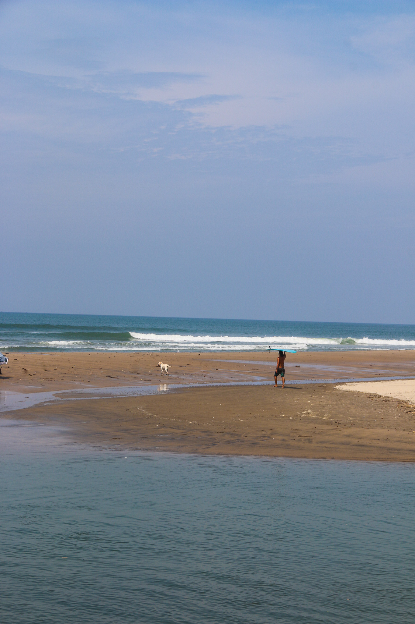 Goa Surf - An Empty Line Up