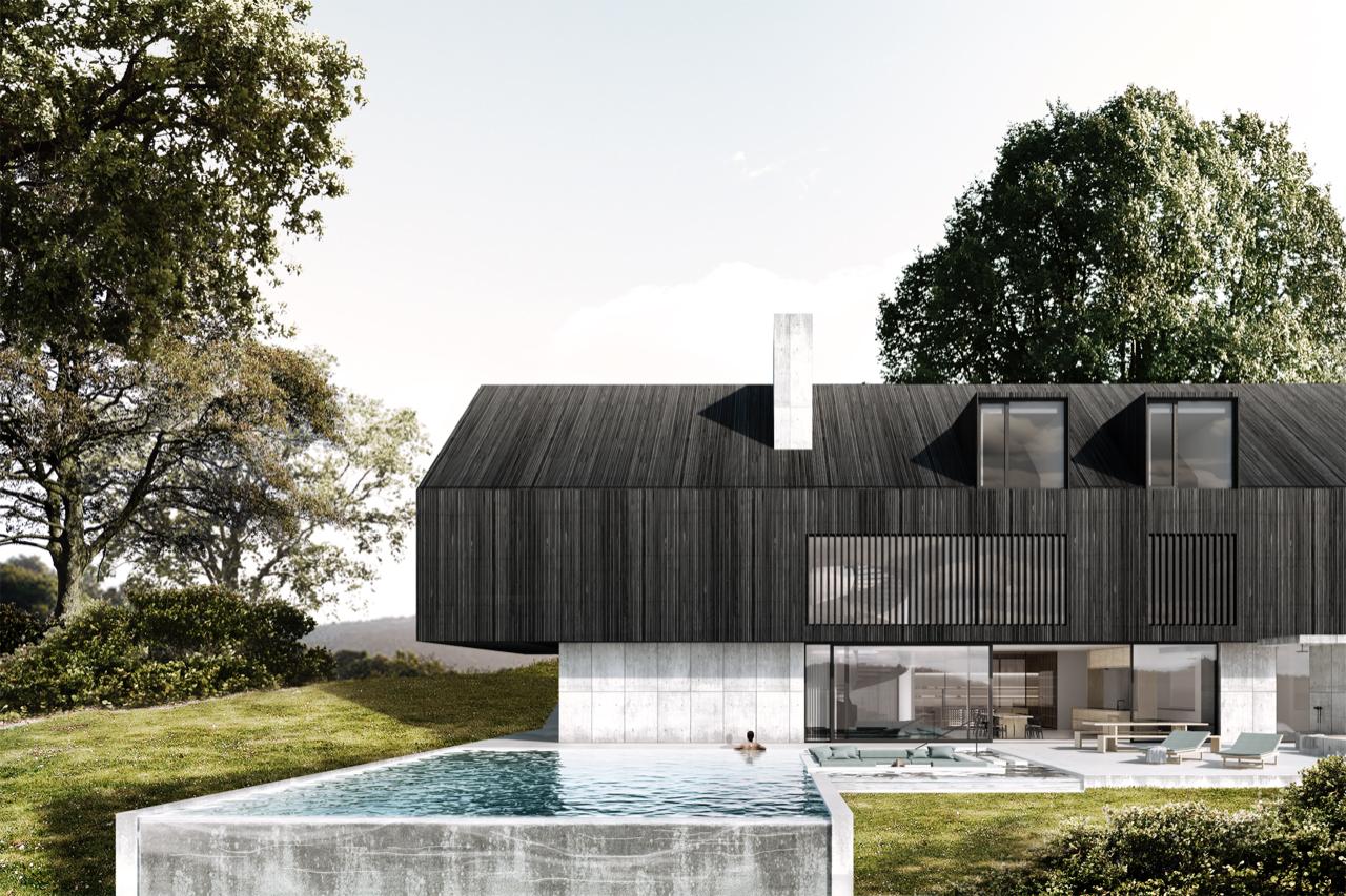 Nordic_Living_Pool_Outdoor_Shower_Terrace_Wood_Cladding_Chimney_Sliding_Door_Gable_Frontal.jpg