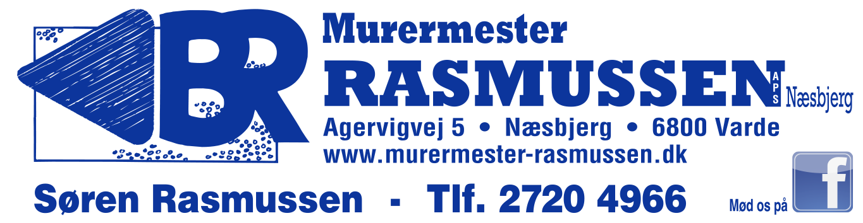 Murer Rasmussen, Næsbjerg logo P287.png