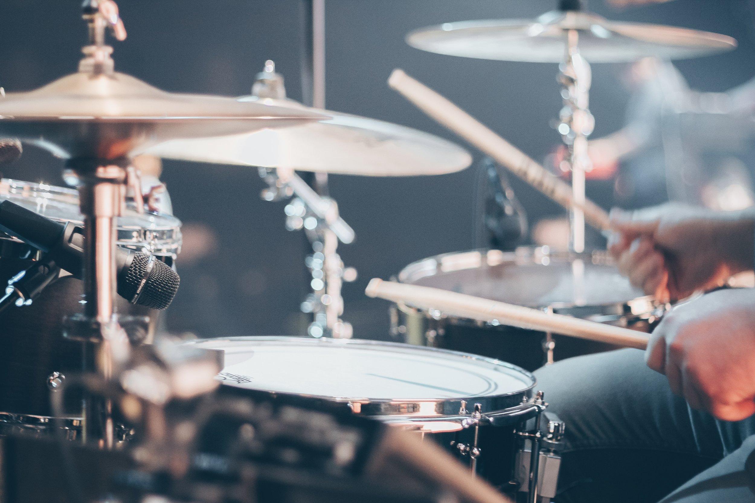 band setup -