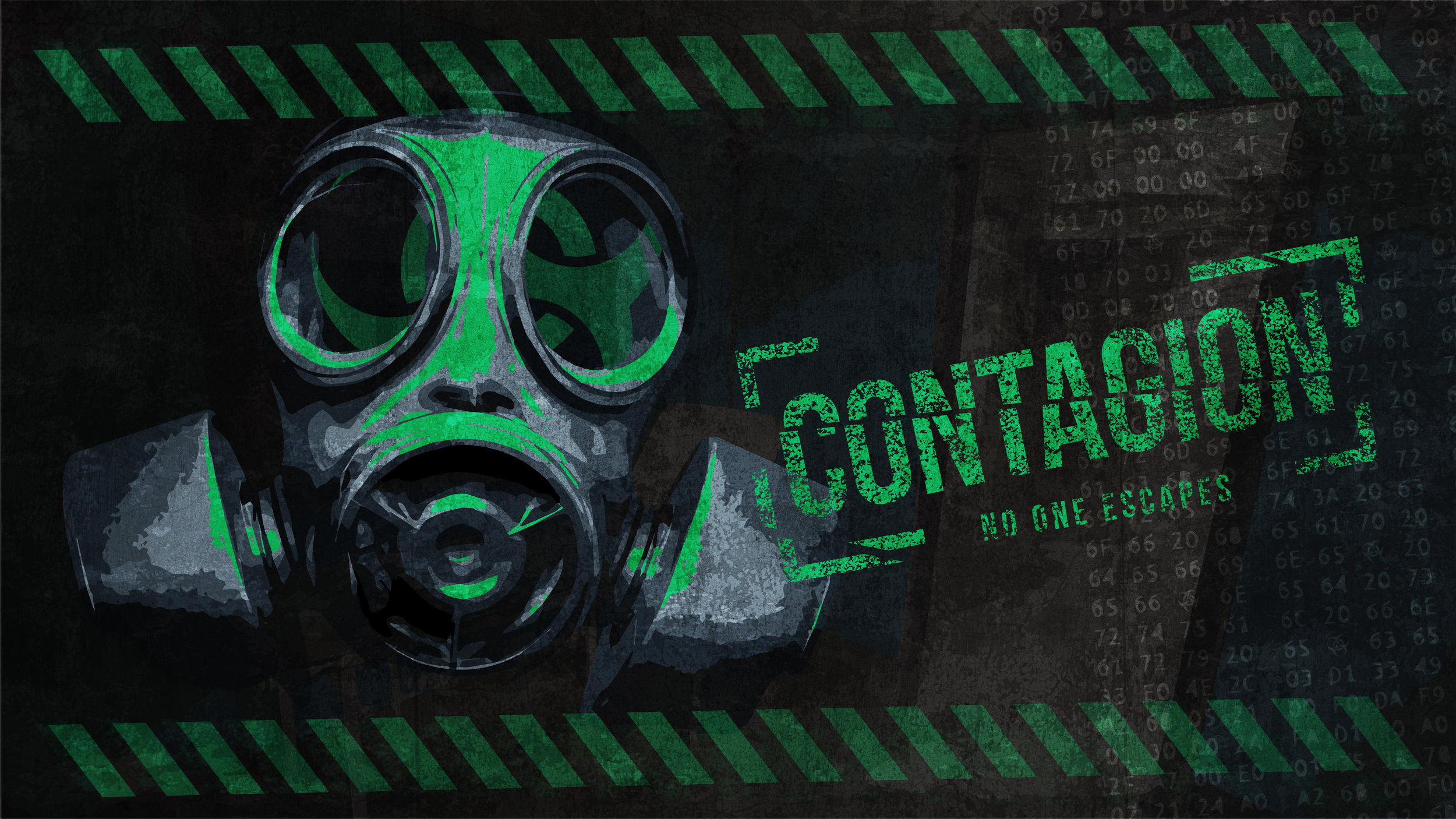 contagion - You've been infected with a virus. You have two options. Sit around and let it take you or redouble your efforts and retrieve a vaccine from an old medical facility.This is not your only problem. After retrieving the vaccine you must find a way to defeat the lock down on the laboratory. The quarantine timer is set to 60 minutes,