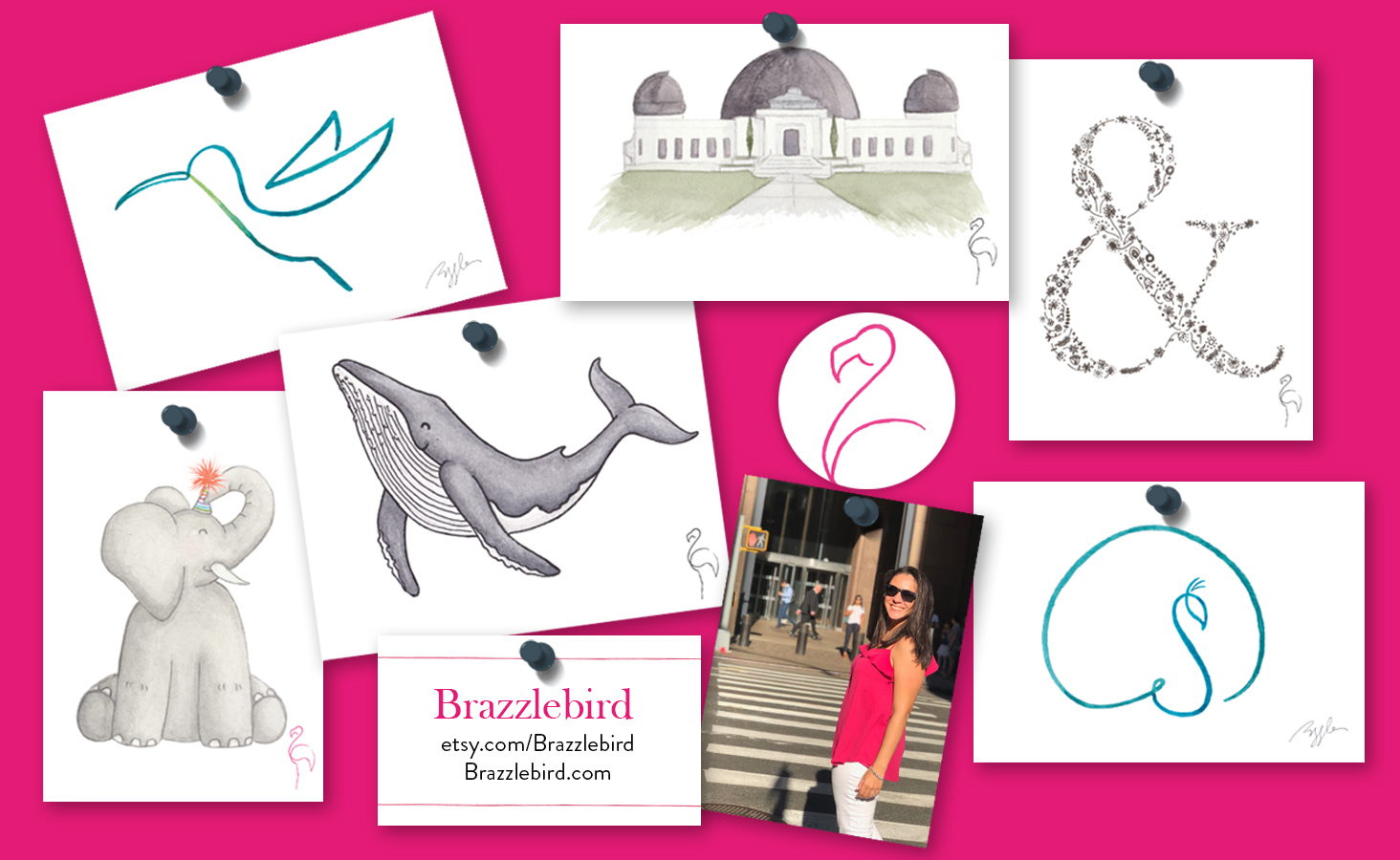 Brazzlebird - Pink Pinboard.jpg