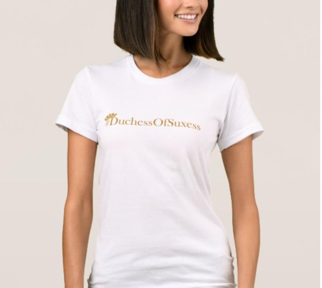 Brazzlebird #DuchessOfSuxess Tshirt