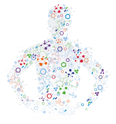 e microbiome is the key to good physical and mental health.
