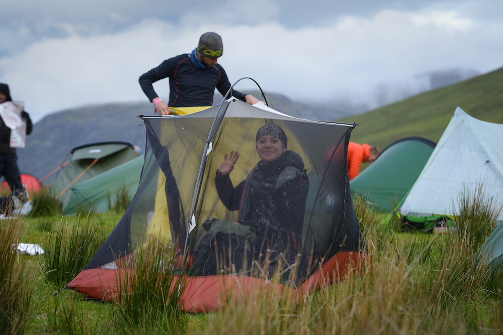 The wild remote camp setting, as experienced in the LAMM above, is guaranteed! ©Jon Brooke