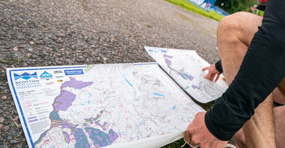 Control description sheets? A thing of the past. All maps will be pre-printed uniquely per course for each team member each day for all classes. It is time to plan ahead and get your entry in!  ©Steve Ashworth