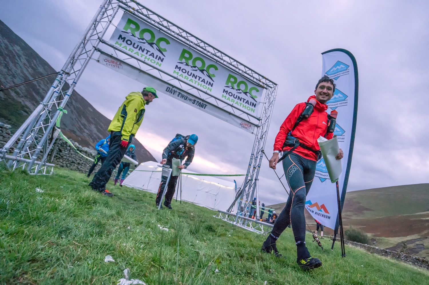 See you at the 2019 ROC Mountain Marathon this September in the Lowther Hills, Southern Uplands, Scotland! ©Steve Ashworth