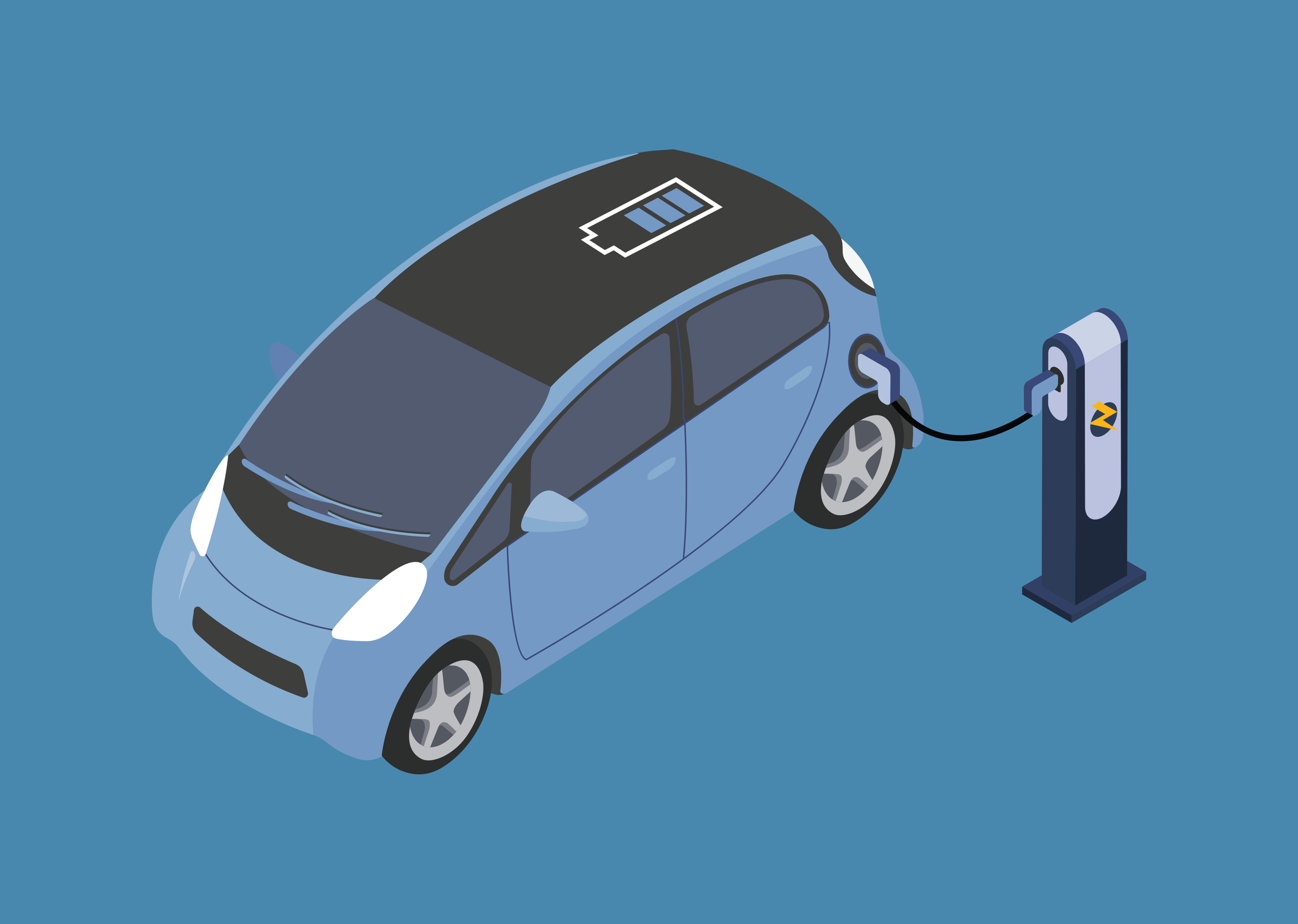 Each charge station can be transformed into a business! - The EVpay technology is already widely used in other payment applications as in taxis and bus ticketing