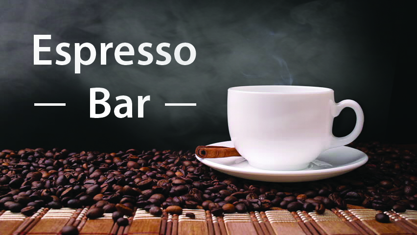Click here for more information on my Espresso Bar group