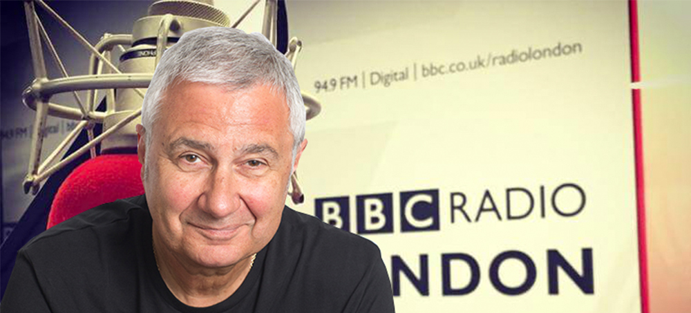 This is the BBC London link to The Petrie Hosken Show that I'm on every Wednesday at 4am (yes 4AM).