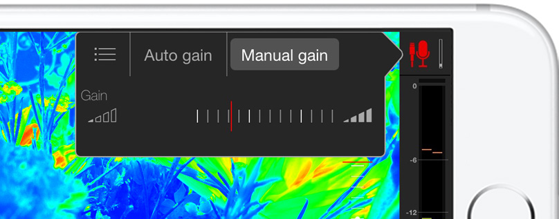 - MAVIS now supports audio gain control for both internal and external mics giving you complete control over your audio. Check out the specs for full details about support.