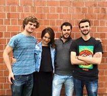 "Posaunenquartett - ""Esperantoquartett""Kris James Garfitt/ Marick Vivion/Juan Sanjuan Mas/ Pierre Campenon"