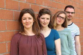 Streichquartett - Marianne Sohler/ Laura Mead/Sophia Riedel/ Marc-André Riberdy