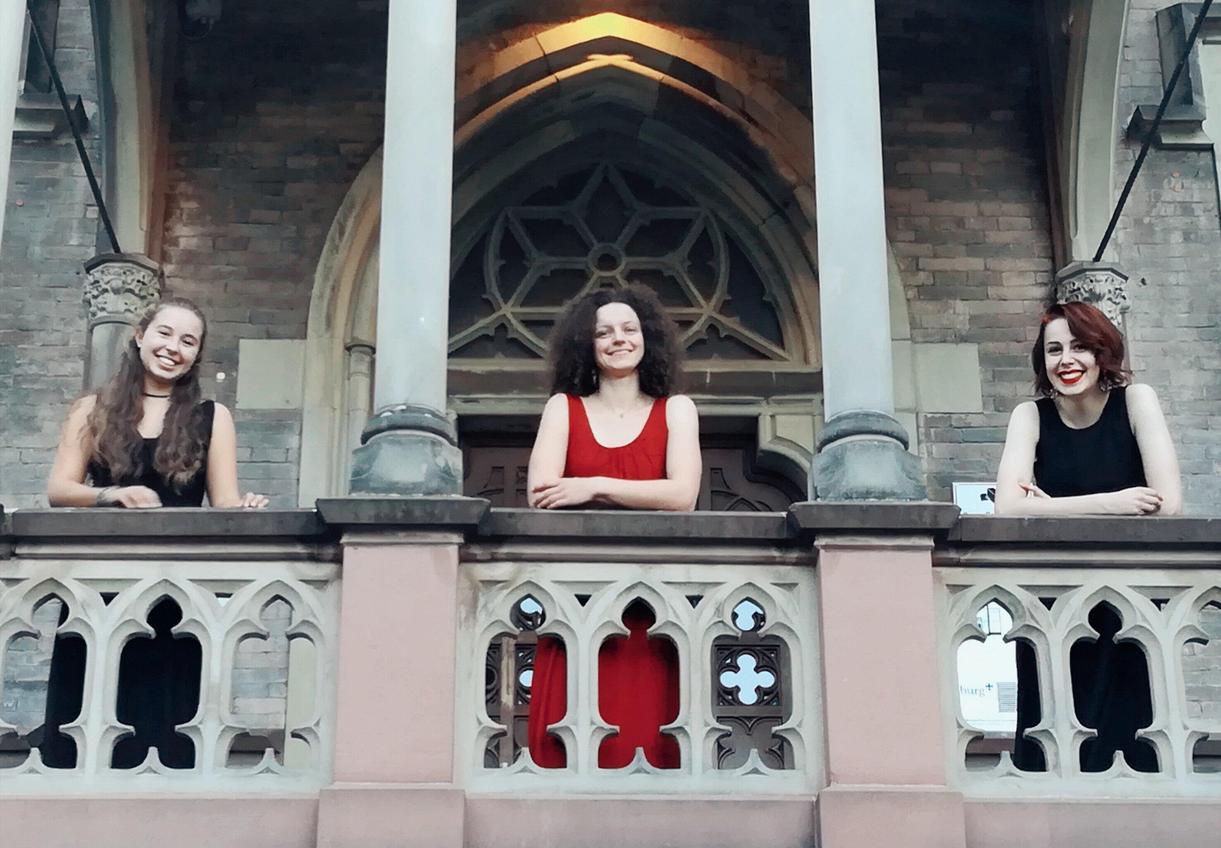 Trio Quatre Sons - Fagott, Blockflöte, Cembalo