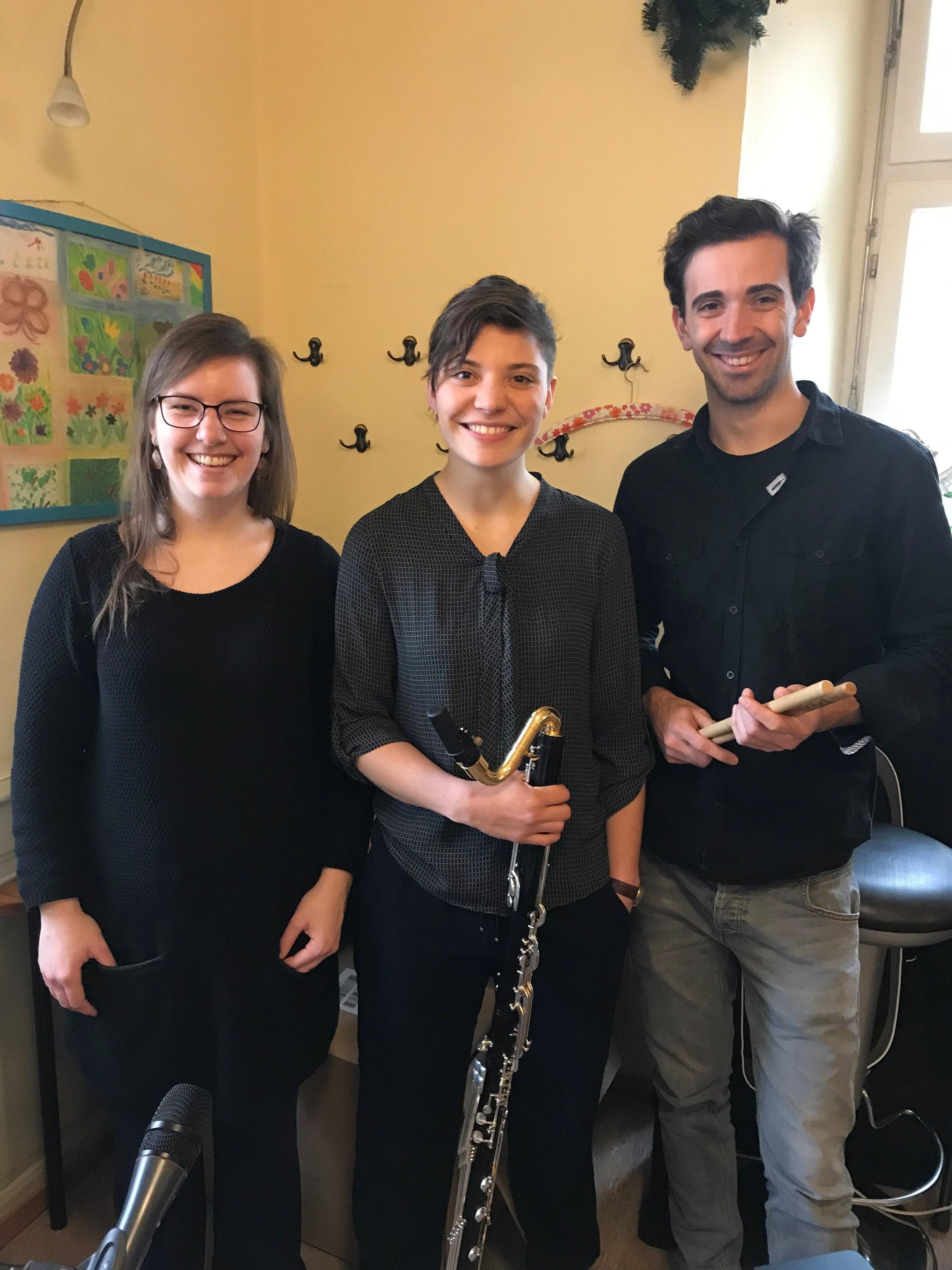 Trio Goldwrap