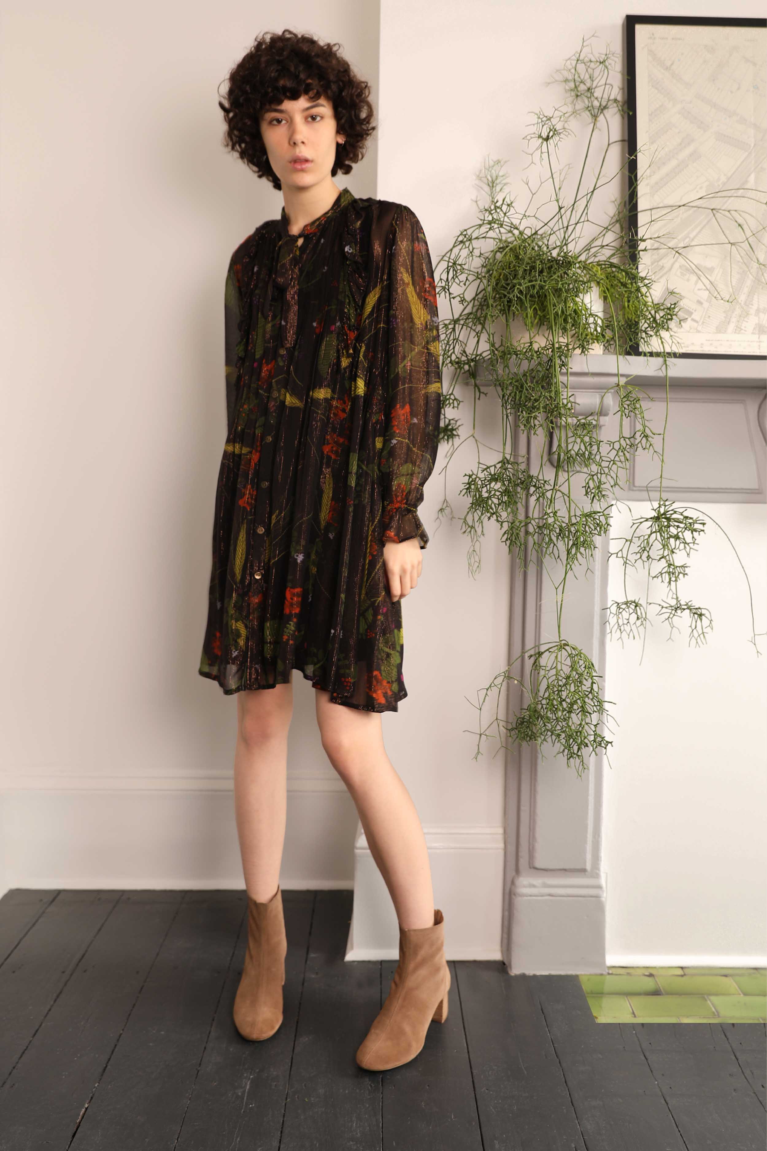 49409 ELIN DRESS WITH CAMY DP 3332_AW 19