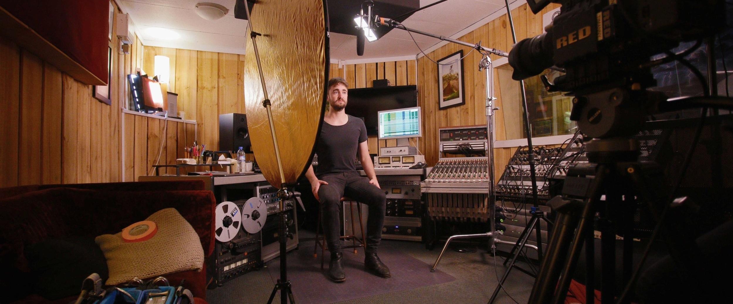 WundenBerg's Recording Studio -